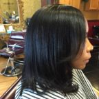 Hairstyle by Regina Jackson