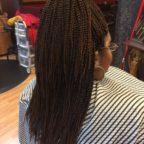 Hairstyle by Regina Jackson